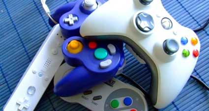 Les Consoles de jeux