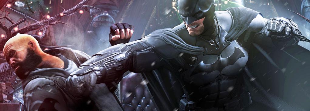 Batman--Arkham-City---Batman-boucle-sa-ceinture-dans-un-trailer