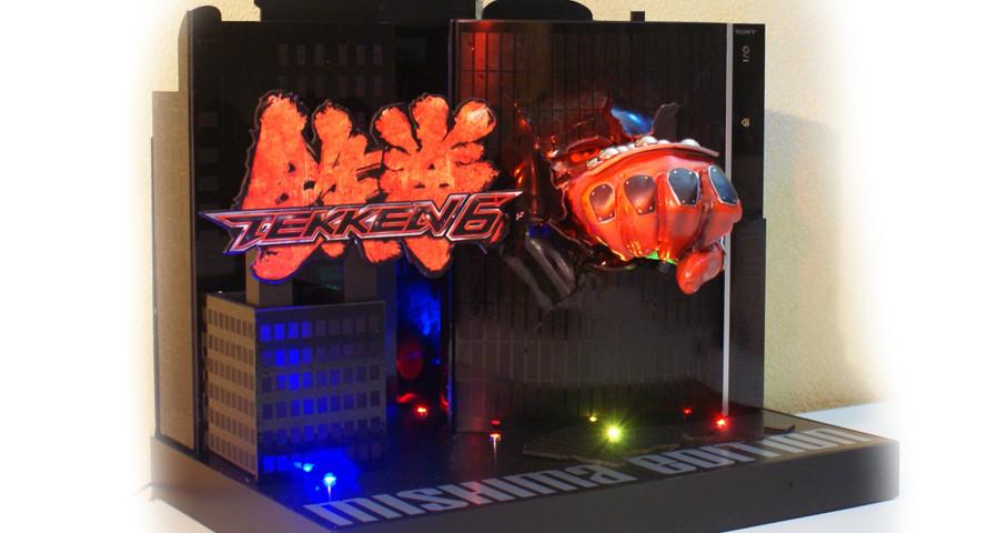 PS3 Mishima Edition