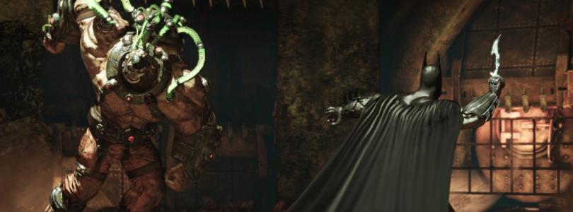 [Test] : Batman: Arkham Asylum