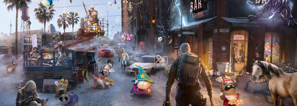 TimeSplitters 4 Crytek réfléchit au renouveau de la saga
