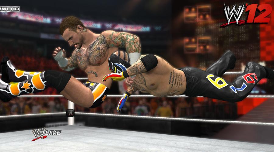 WWE-'12