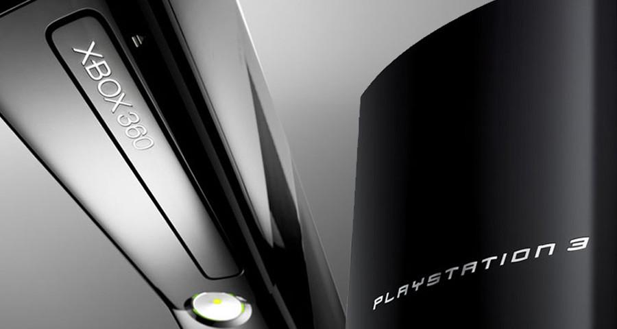 Xbox360 et PS3