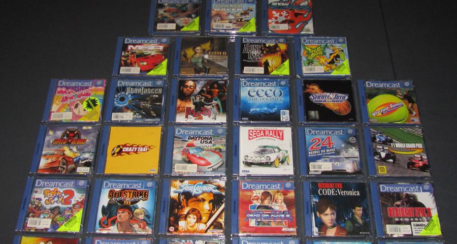 jeu Dreamcast