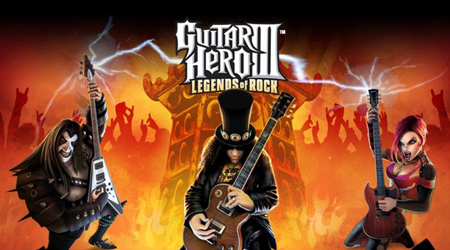 Guitar Hero III