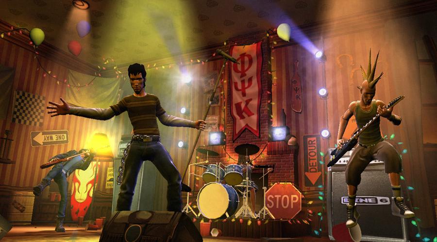 Guitar Hero IV
