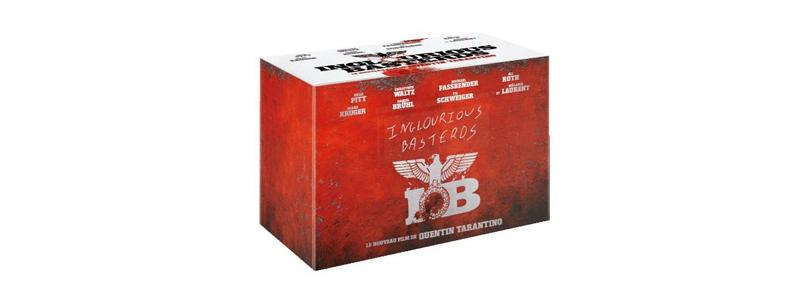 La-présentation-de-Inglourious-Basterds-Collector's-Edition
