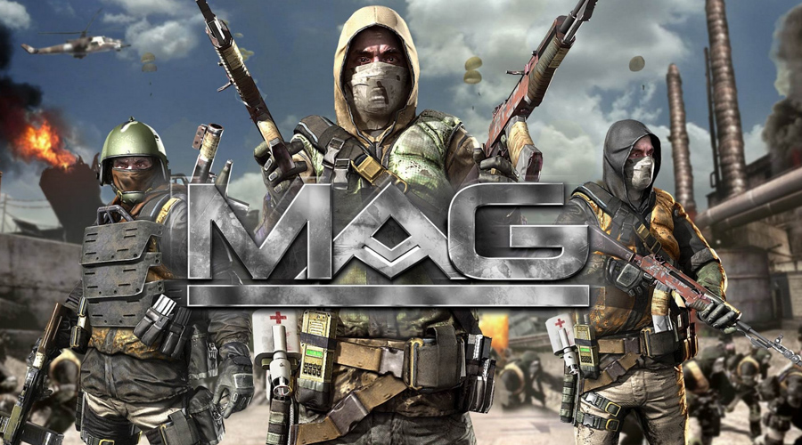 Massive Action Game