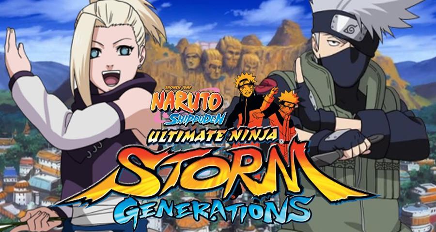 Naruto SUNS Generations
