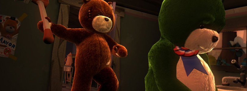 Naughty-Bear--Ainsi-font,-font,-font,-les-méchants-petits-oursons