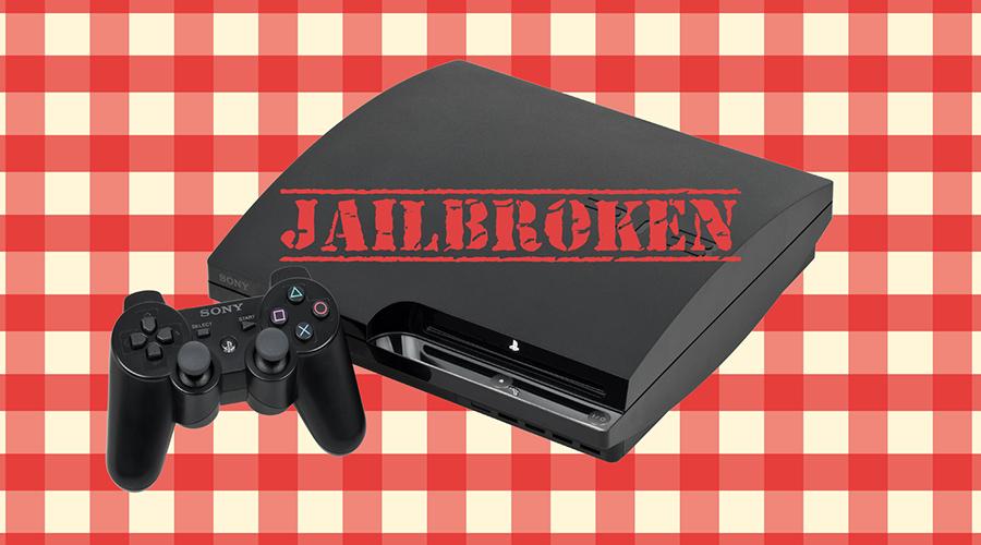 le PS Jailbreak