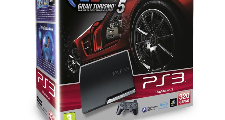 La PS3 slim