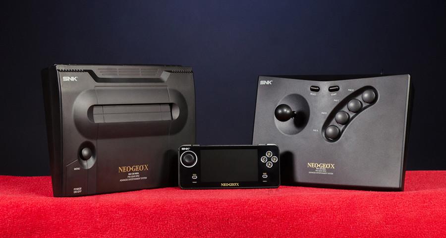 la Neo Geo X