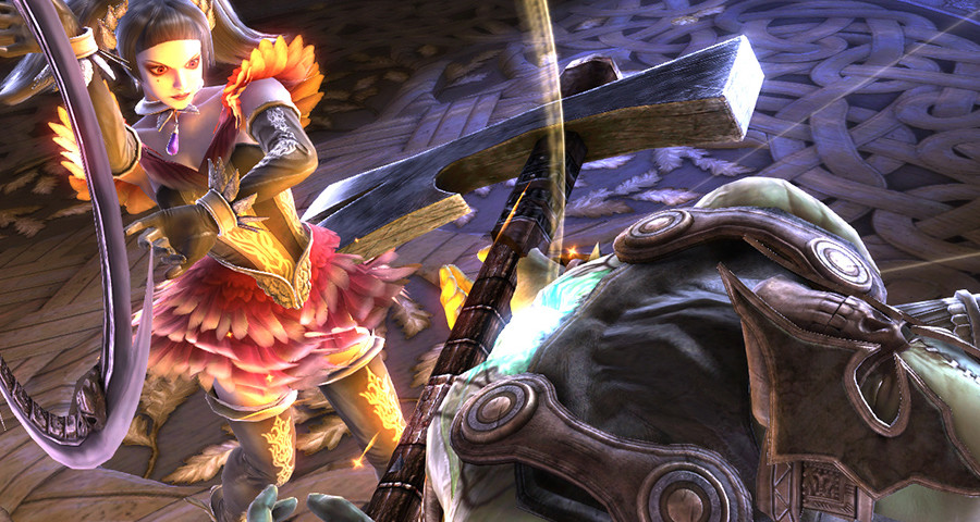Soul Calibur-V